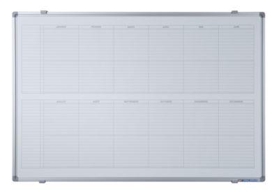 Jahresplaner - BxH 900 x 600 mm, Version FR, mit 365-Tage-Einteilung