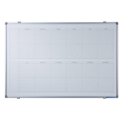 Smit Visual Jahresplaner - BxH 900 x 600 mm, Version NL, mit 365-Tage-Einteilung