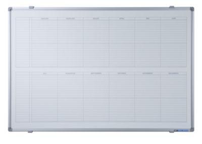 Jahresplaner - BxH 900 x 600 mm, Version NL, mit 365-Tage-Einteilung