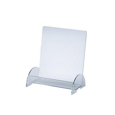 magnetoplan® Porte-prospectus PREMIUM - pour format A4 - h x l x p 280 x 245 x 100 mm