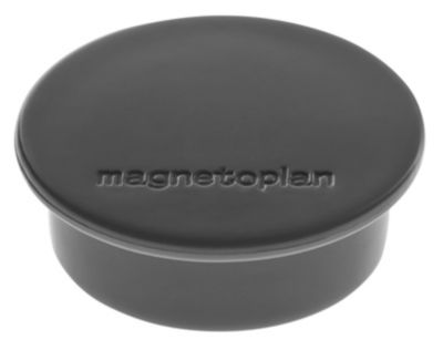 Magnet DISCOFIX COLOR, Ø 40 mm, VE 40 Stk, schwarz -