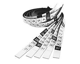 magnetoplan Kalendarium, deutsch - magnetisch