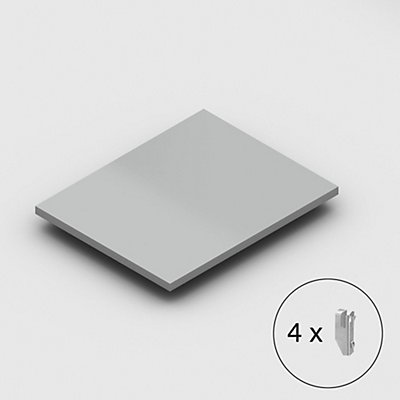 hofe Fachboden für Steckregal - Ausführung mittelschwer