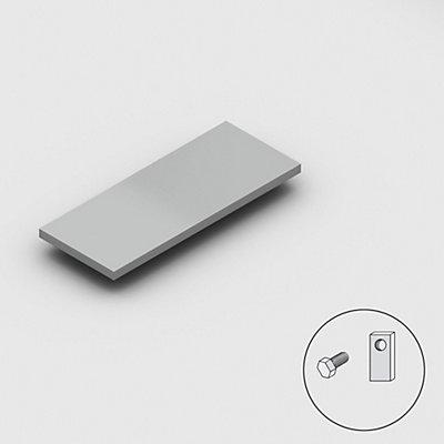 hofe Fachboden, verzinkt - Breite 1000 mm