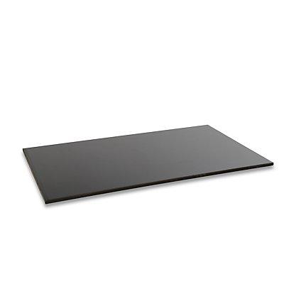 Etagenboden glatt - BxT 1215 x 720 mm - MDF-Holz, beschichtet