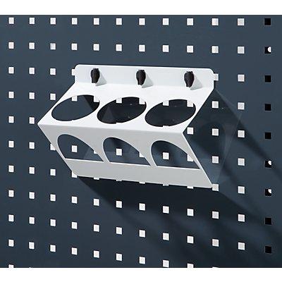 Dosenhalter - für Dosen-Ø max. 68 mm, BxH 225 x 180 mm