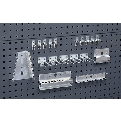 Werkzeughalter - 19-teiliges Set, Set