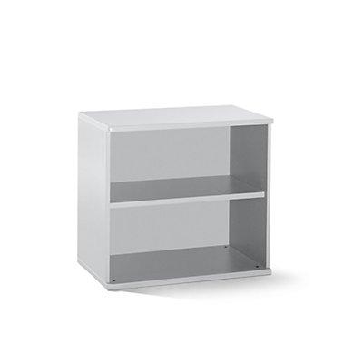 LENA Sideboard - 2 Ordnerhöhen, HxBxT 722 x 800 x 442 mm