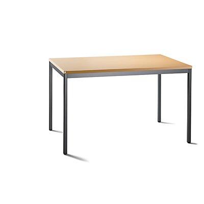LENA Schreibtisch - BxT 1200 x 800 mm, höhenverstellbar