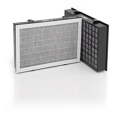 HEPA-Filter, für AIR COMBI CLEAN ACC15, VE 2 Stk, HxBxT 230 x 100 x 322 mm