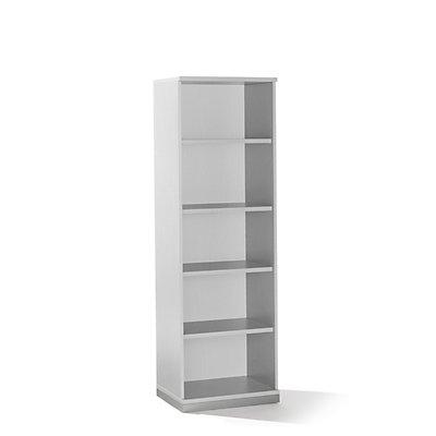 LENA Büroregal - 4 Fachböden, HxBxT 1869 x 600 x 442 mm