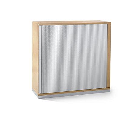 fm b rom bel hanna schrank mit rollladen h he 1133 mm 2. Black Bedroom Furniture Sets. Home Design Ideas