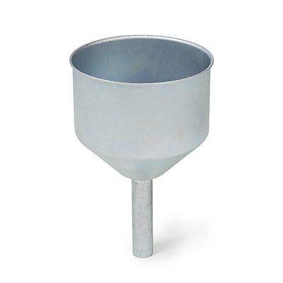 Trichter für Sicherheitsbehälter - Auslaufstutzen Ø 23 mm - Stahlblech