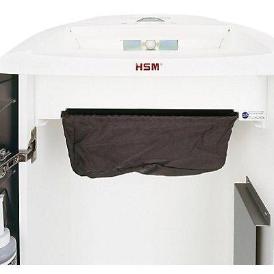 HSM Aktenvernichter SECURIO - B32, Auffangvolumen 82 l