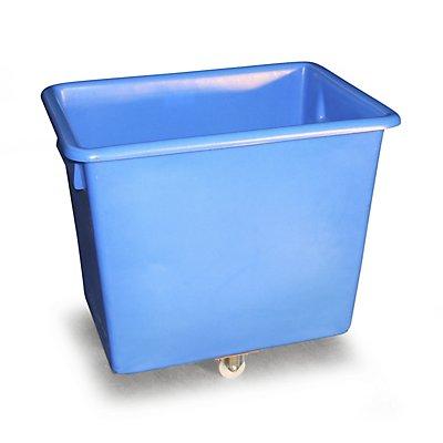 Großbehälter aus Polyethylen, fahrbar - Inhalt 250 l