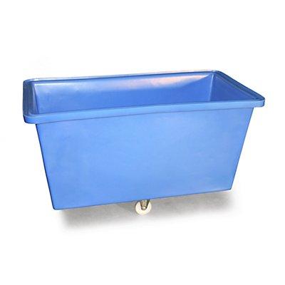 Großbehälter aus Polyethylen, fahrbar - Inhalt 425 l