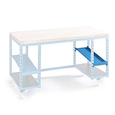 Etagenboden - für Montagewagen, LxB 240 x 705 mm