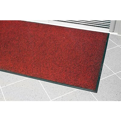COBA Schmutzfangmatte, gerippt - LxB 1500 x 900 mm