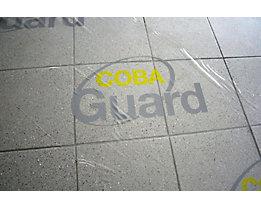 Bodenschutzfolie, selbstklebend - Breite 1200 mm - Länge 50 m, für harte Böden