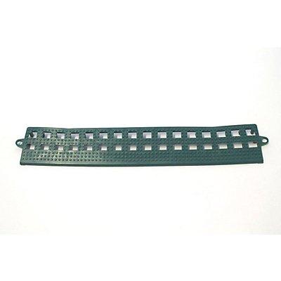 COBA Randleiste für Flexi-Deck - ohne Verbindungsleiste, VE 3 Stk