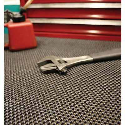 COBA Anti-Rutschmatte, Breite 600 mm - Höhe 4 mm, schwarz