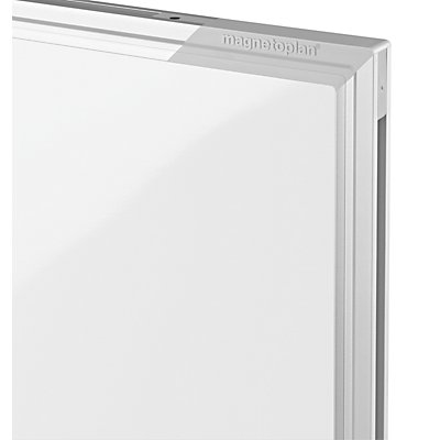 magnetoplan Whiteboard - Typ SP, BxH 1800 x 900 mm