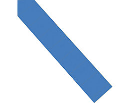 magnetoplan® Einsteckkarten - 70 mm, 7 VE à 90 Stk - blau