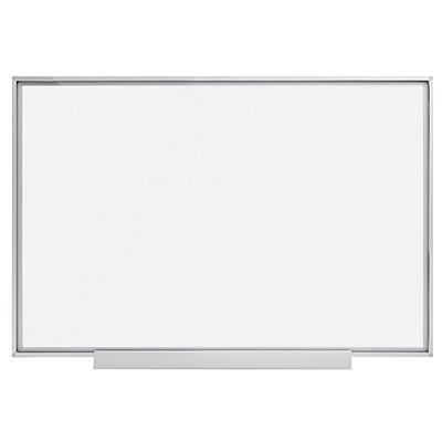 magnetoplan® Tableau blanc ferroscript® - simple face - l x h 1800 x 1200 mm
