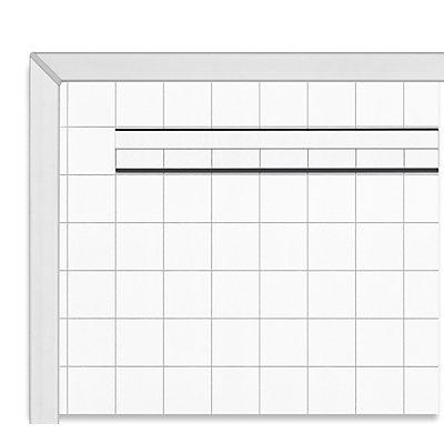 magnetoplan® ferroscript® Rastertafel - Raster 25 x 25 mm
