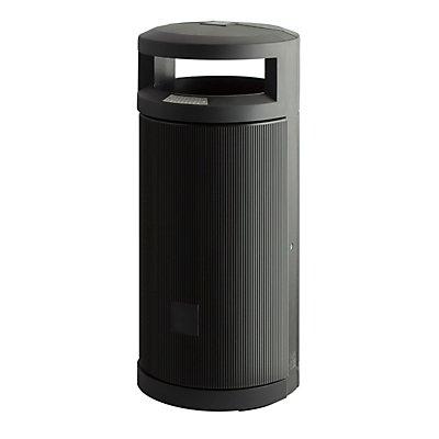 Abfallsammler, rund - Inhalt 120 l