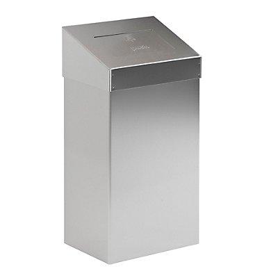 Abfallsammler mit Schwingdeckel - Inhalt 18 l
