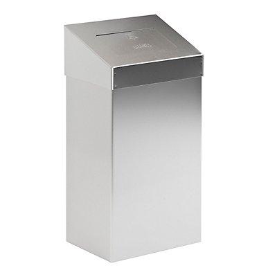 Abfallsammler mit Schwingdeckel - Inhalt 50 l