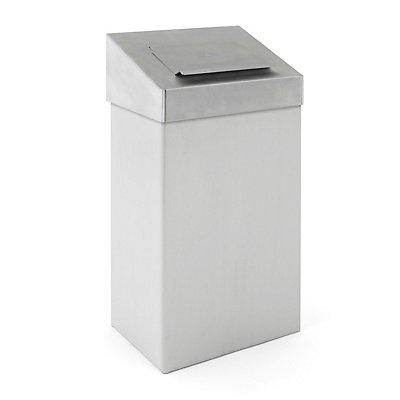 Abfallsammler, mit Sichtschutzdeckel - Inhalt 18 l