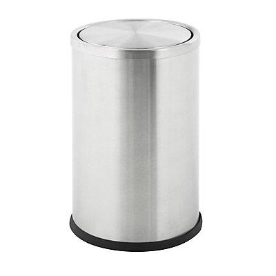 Abfallsammler, Schwingdeckel - Inhalt 10 l