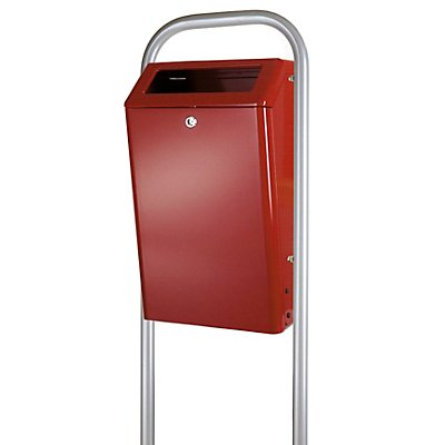 Abfallsammler, Inhalt 50 l - mit Metall-Inneneimer