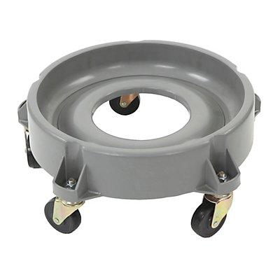 Rollwagen für 90-l-Abfallbehälter, Kunststoff, für ?? 520 mm