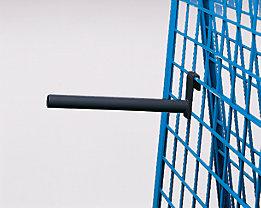Trägerelement - Rohrträger - Länge 300 mm, anthrazitgrau