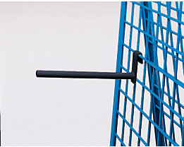 Trägerelement - Dornträger - Länge 300 mm, anthrazitgrau