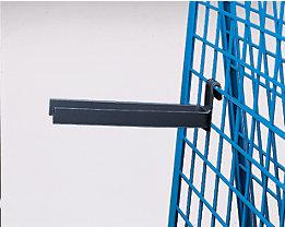 Trägerelement - Gabelträger - Länge 300 mm, anthrazitgrau
