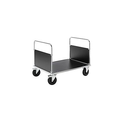 Kongamek Verzinkter Plattformwagen - 2 Stirnwände
