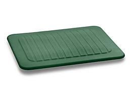 Deckel zu Großbehälter - für Behältergröße 650 l - grün