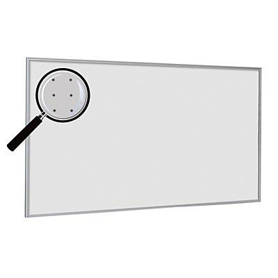 Organisationstafel für innen - Profil schmal