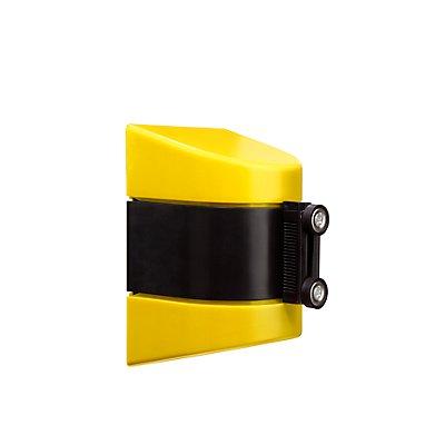 Gurtabsperrung in Kunststoffkassette - Magnetmontage