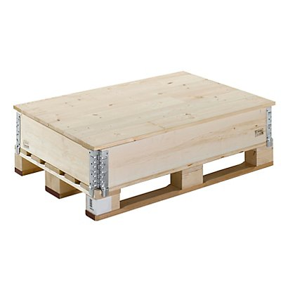 Treyer Deckel - aus Verpackungssperrholz