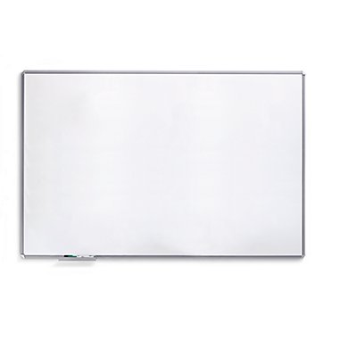 Smit Visual Whiteboard SILVERLINE - Umrandung silbergrau
