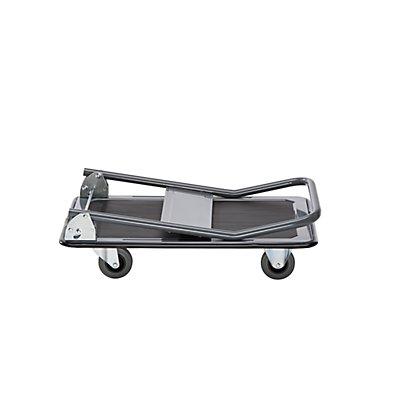 Plattformwagen, HxBxL 900 x 500 x 780 mm, Tragfähigkeit 150 kg