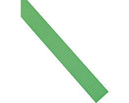 magnetoplan® Markierungsstreifen - 4 mm Strich, 7 VE à 10 Stk - grün