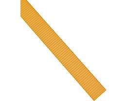 magnetoplan® Markierungsstreifen - 4 mm Strich, 7 VE à 10 Stk - orange