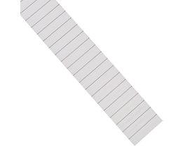 magnetoplan�� Markierungsstreifen - 8 mm Strich, 7 VE à 10 Stk - weiß