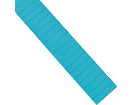 magnetoplan® Markierungsstreifen - 8 mm Strich, 7 VE à 10 Stk - blau